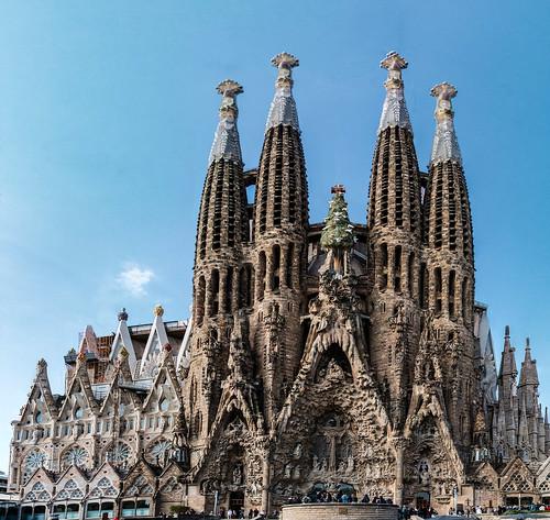 Barcelona - Sagrada Familia