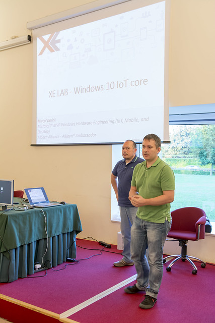 XE LAB - Windows 10 IoT Core