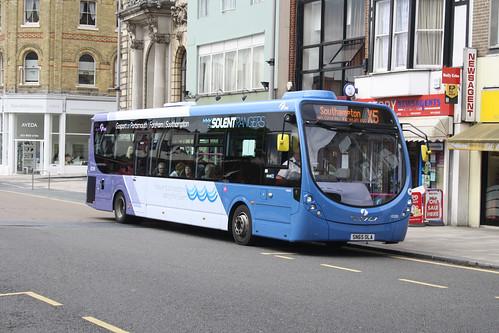 First Hampshire & Dorset 63299 SN65OLA