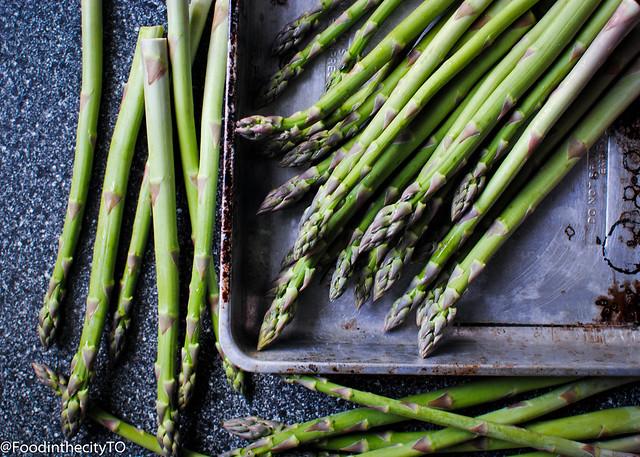 Asparagus X Loblaws' Campaign