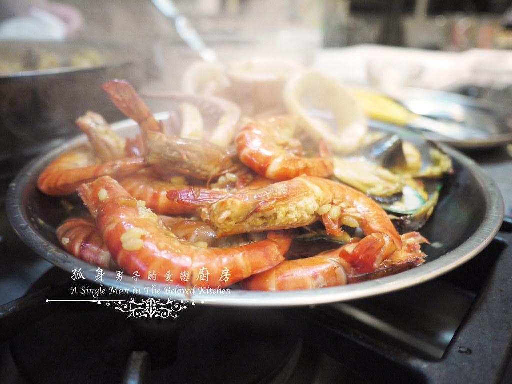 孤身廚房-夏廚工坊賞味班-Marco老師的《地中海超澎湃視覺海鮮》64