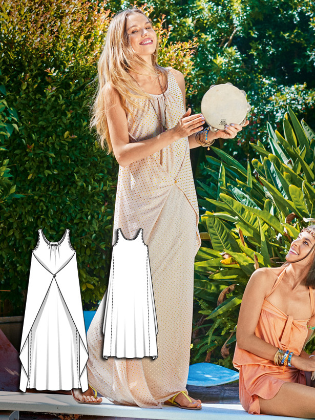 Sgt. Pepper: 6 New Women\'s Sewing Patterns – Sewing Blog ...