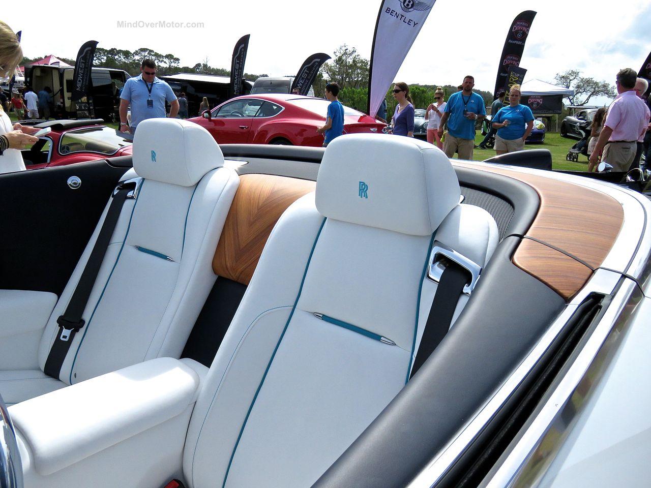Rolls Royce Dawn Amelia Island 2