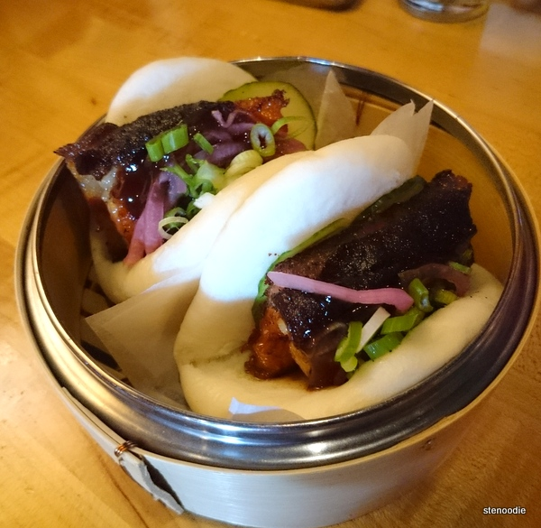 Steamed Pork Belly Bao