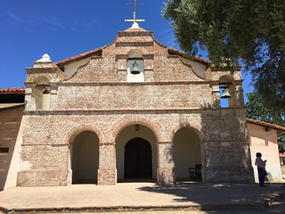 Mission San Antonio de Padua, Jolon California