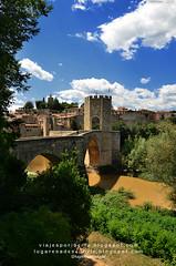 Puente de Besalú (Girona, España)
