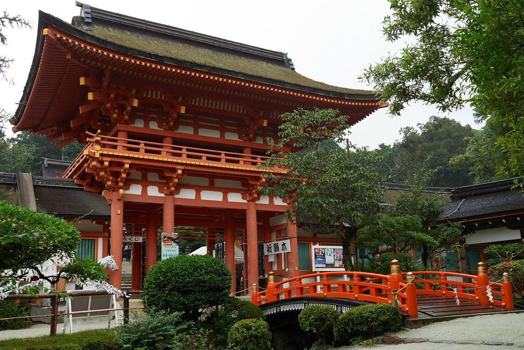 Kamigamo shrine 上賀茂神社