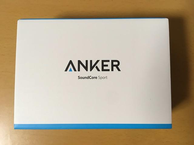 Anker SoundCore Sport 防水Bluetoothスピーカー