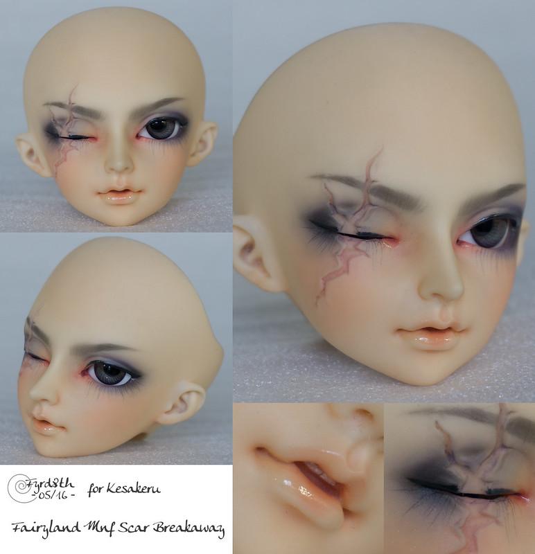 160503 Minifee Breakaway scarred