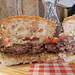Jamie's Italian - the burger