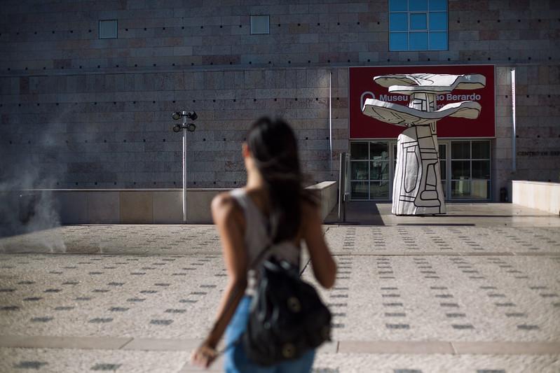 Museu Berardo (Lisboa), 2016