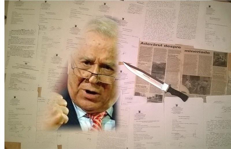 Anchetarea lui Ion Iliescu, in dosarul Mineriadei din iunie 1990, nu s-a filmat deoarece procurorii n-au avut mijloace probatorii audio-video