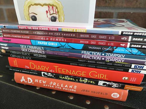 2016-08-16 - New Comic Books - 0002 [flickr]