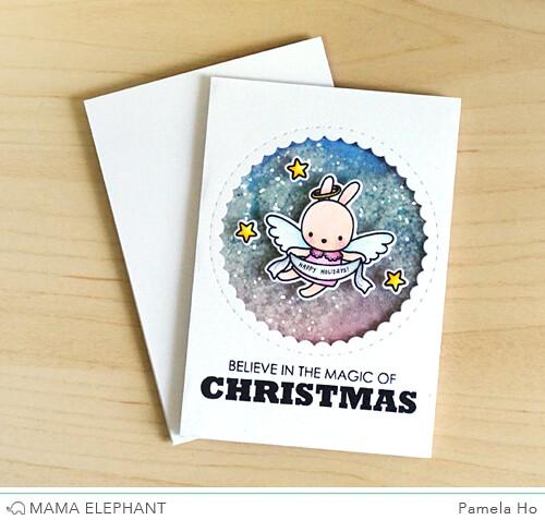 Mama Elephant - Pix's Happy Holidays