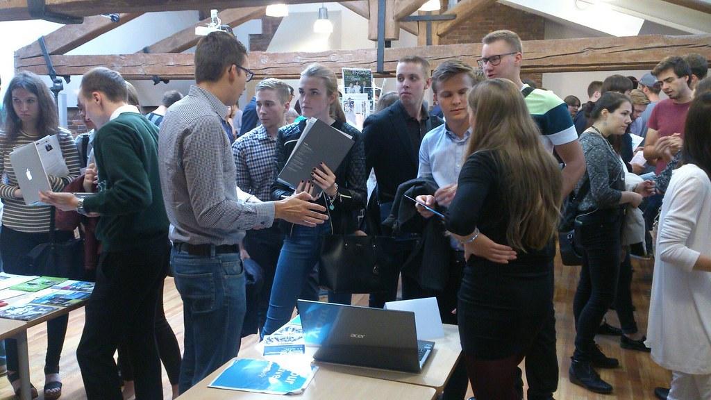 I study management in Russia: более 90 иностранных студентов начали семестр в ВШМ СПбГУ