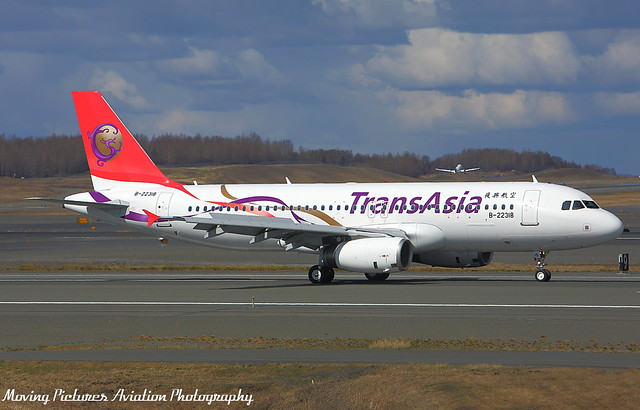 B-22318 TransAsia Airways