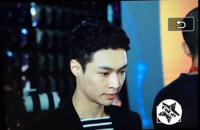 160822 Lay at TIDE Fanmeeting Event