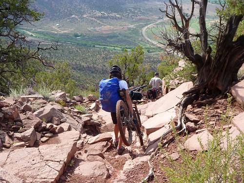 Catch-em-up trail