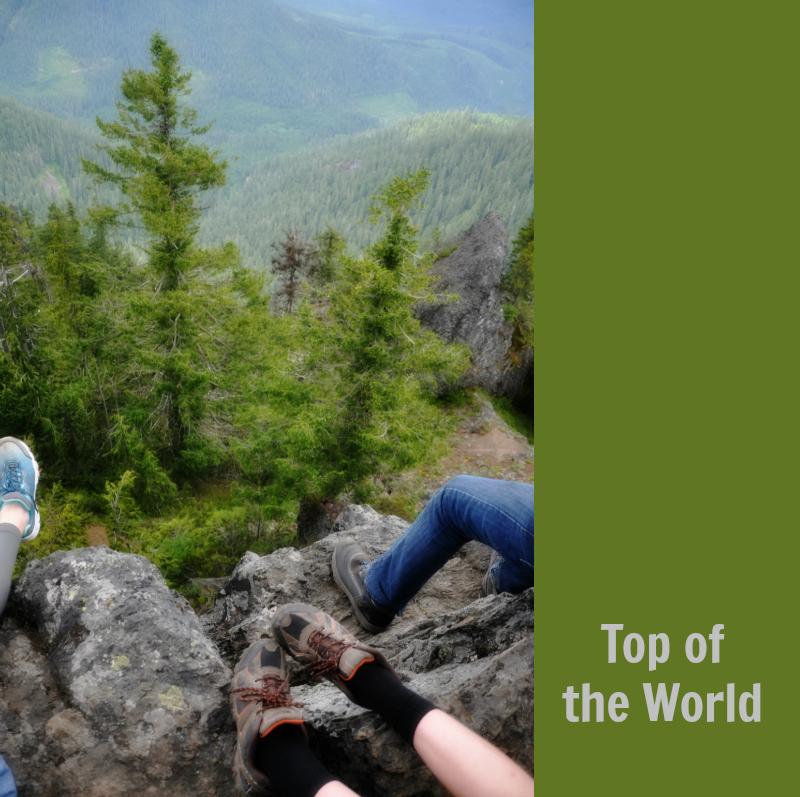 Triangulation Peak Hike 8 @ Mt. Hope Chronicles