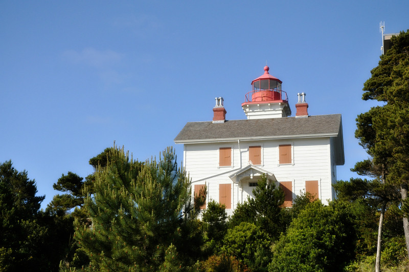 Yaquina Bay Lighthouse @ Mt. Hope Chronicles