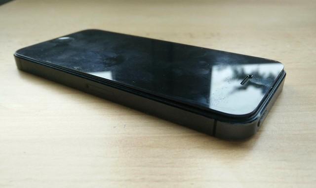 iPhone 5 kinyílt