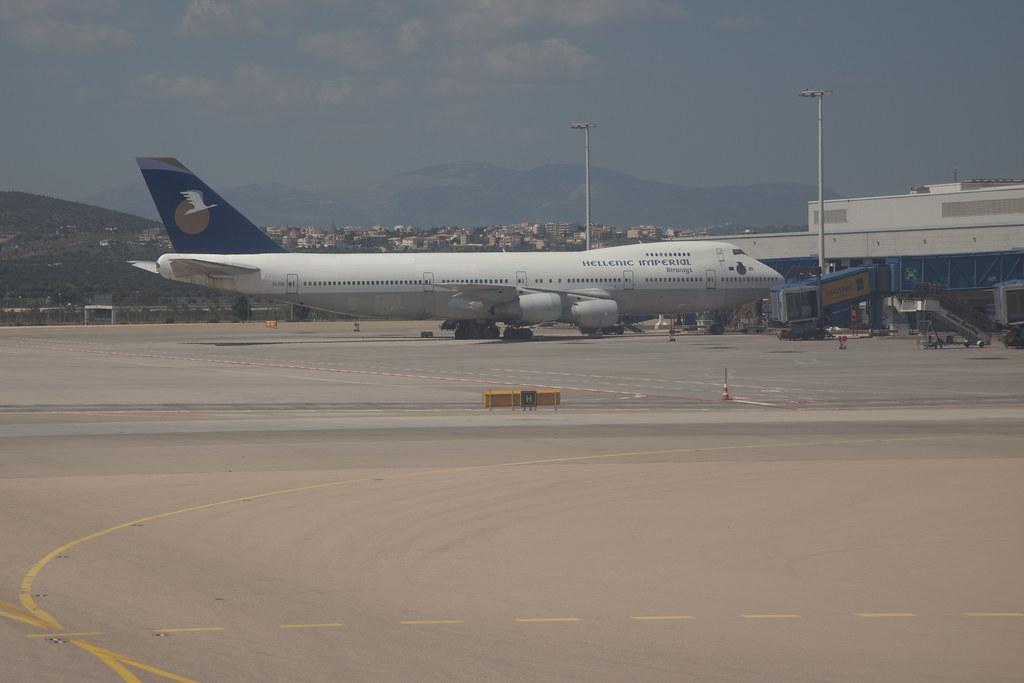 SX-TID Hellenic Imperial Airways Boeing 747-281B - cn 23502 / 649