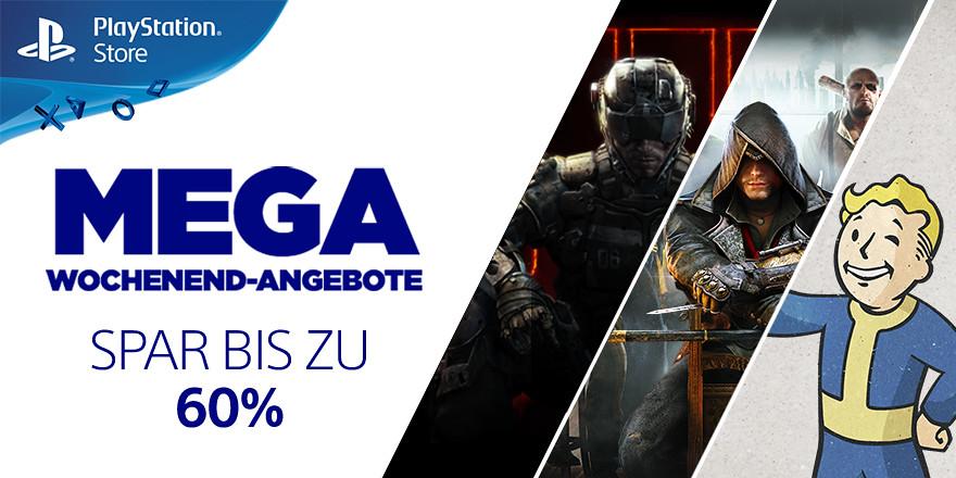 Mega Wochenend-Angebote
