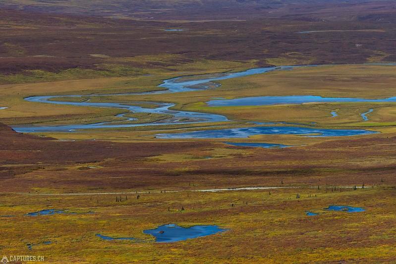 Tangle Lake - Denali Highway