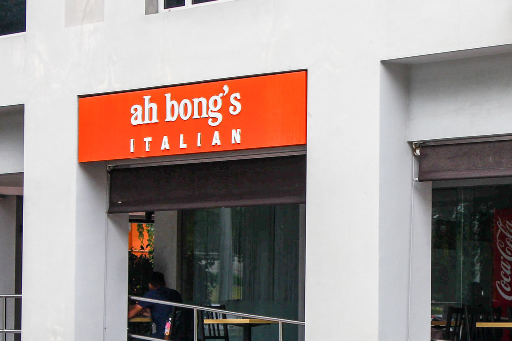 Fancy Hawker Food: Ah Bongs Italian