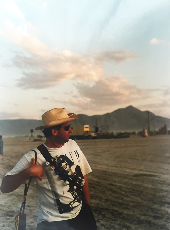 Bigrig Industries' Camp Hasselhoff at Burning Man 1995