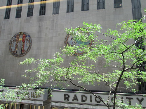 Radio City Music Hall, NYC. Nueva York