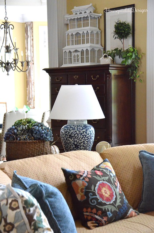 Great Room Fall Pillows - French Country - Housepitality Designs