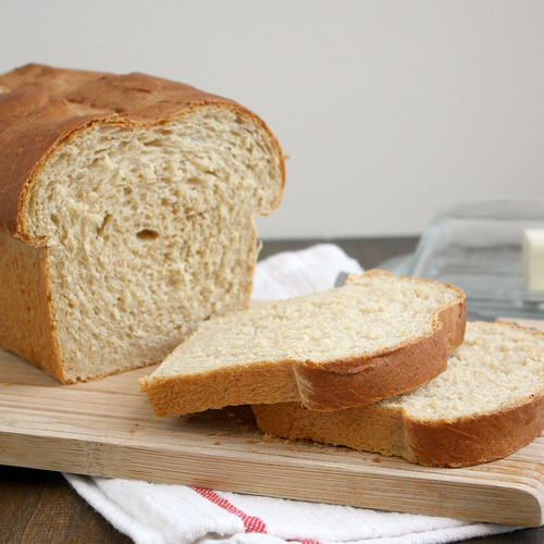 Whole Wheat Sandwich Bread | by Tracey's Culinary Adventures