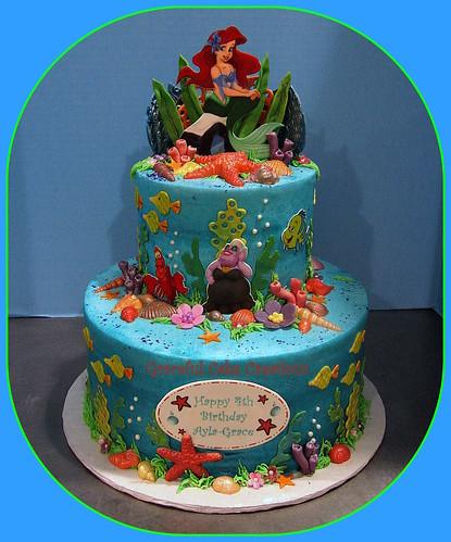 Little Mermaid Birthday Party Ideas Food