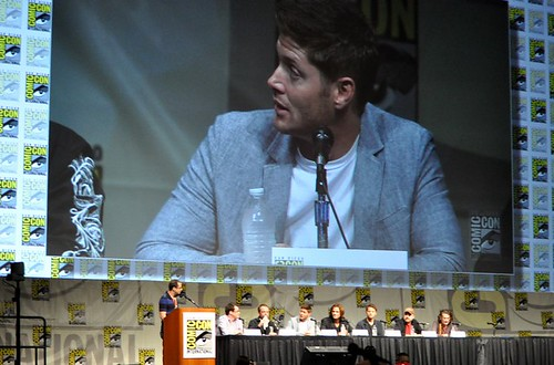 SDCC - Supernatural Panel - Pic 04 | by InstantColor