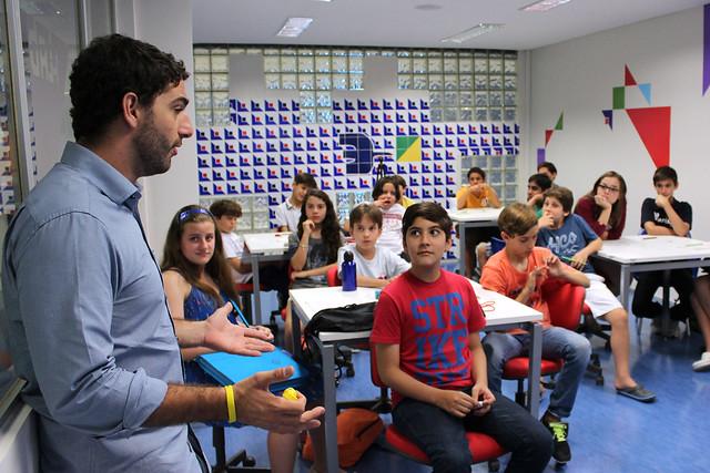 Jovens Empreendedores 2015