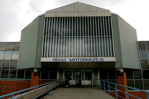 Riga Motor Museum | by Mikael Colville-Andersen