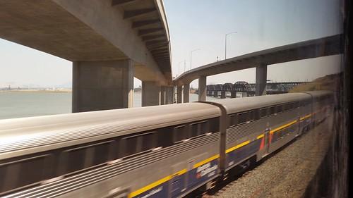 Benicia Bridge Approach