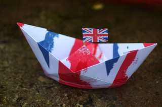 My Boat for the Floatilla (Jubilee Pageant 2012) | by .digitalight