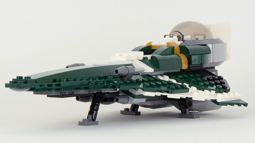 9498 Saesee Tiin's Jedi Starfighter | by hmillington