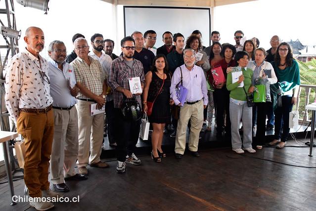 Lanzamiento de Afiches de Tarapacá 2014-2015