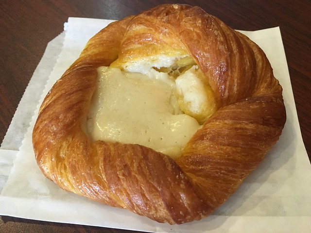 Cheese danish - Eva's Coffee