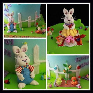Max and Ruby cake | by Andrea's SweetCakes