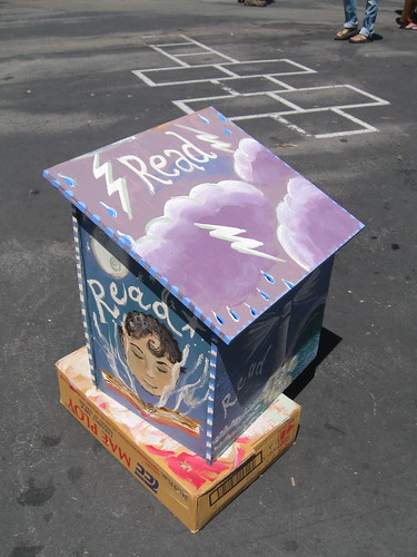 Our Little Free Library 5 | by pennylrichardsca (now at ipernity)