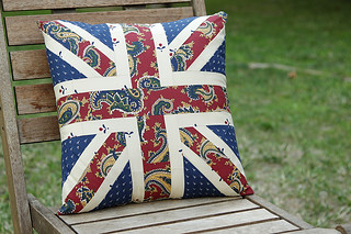 SquareUnionJackPattern13 | by Bonjour Quilts
