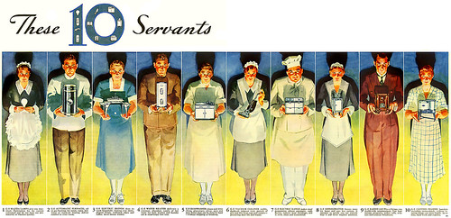 1930 ... general electric servants! | by x-ray delta one