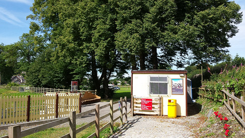 Temporary Booking Office, Corwen