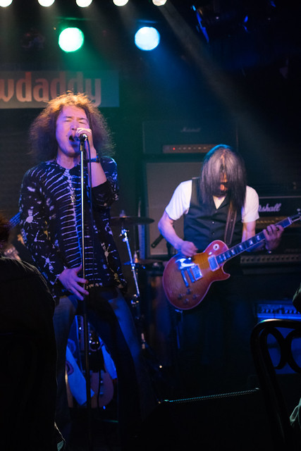TONS OF SOBS live at Crawdaddy Club, Tokyo, 10 Sep 2016 -00223