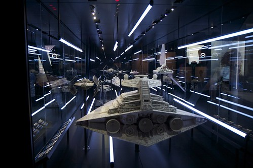 Star Wars Identities: The Exhibit. Montreal Science Museum | by pud pud
