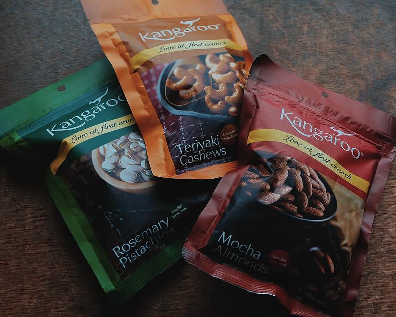 kangaroo nuts philippines flavored nuts